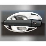 Chevrolet Captiva 2006- Накладки под ручки 8шт - Clover