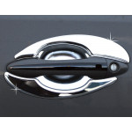 Kia Optima 2010- Накладки под ручки 8шт - Clover