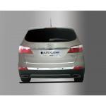 Hyundai Grand Santa Fe 2013-2014 Накладки на багажник 2шт - CLOVER