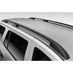 рейлинги Peugeot Bipper 08- Черный /Abs - DDTS