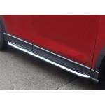 пороги боковые Mazda CX5 2017- - AVTM