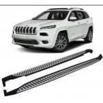 пороги боковые Jeep Cherokee KL 2013- - AVTM