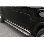 пороги боковые для Тойота Highlander 2014- - AVTM