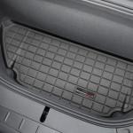 Ковер багажника  Tesla Model X 2017-, черный передний - Weathertech