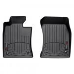 Ковры салона  Mini Cooper S 2013- Clubman , черные, передние - Weathertech