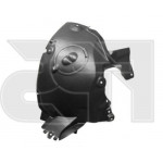 Подкрылок Renault Kangoo 09-13 передний правый, передняя часть - FPS