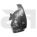 Подкрылок Renault Fluence 10- передний правый, задняя часть - FPS