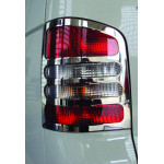 VW T5 2003-2015 Накладки на стопы 2 двери - Carmos