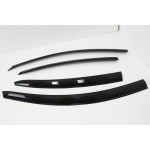 Дефлекторы окон  Hyundai Accent седан 2011-, кт 4шт - Clover