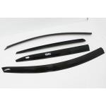 Дефлекторы окон  Hyundai Accent хетчбек 2011-, кт 4шт - Clover