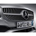 Mercedes-Benz E-Class W213 (2016-)  Решетка радиатора без камеры - AVTM