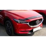 Дефлектор капота Mazda CX5 17- - SIM