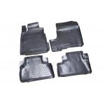 Ковры салона  Honda CR-V III 2007-2012 - Petroplast
