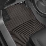 Ковры салона  Mercedes-Benz GL166 2012-, какао, передние - Weathertech