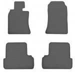 Ковры салона  Mini Cooper I (R50/52/53) 01-/ Cooper II (R55/56/57) 06- (4 шт) - Stingray