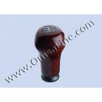 Fiat Doblo (2006-) Рукоятка КПП (дерево) - OMSALINE