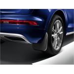 брызговики  Audi Q8 (18-) задние, кт 2шт - оригинал