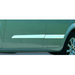 Opel Astra H хетчбек 2004-2014 Молдинг дверной 4шт - Carmos