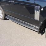 пороги боковые Range Rover Vogue III L322 2002-2012 - AVTM