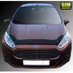 Дефлектор капота FORD Fiesta 2015- - SIM