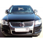Дефлектор капота Volkswagen TOUAREG 2003-2010 - SIM