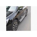 пороги боковые Subaru Outback 2015- - AVTM