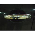 Audi Q7 (2006-) Дверные ручки 4-дверн. (с отверст.под сенсор) - OMSALINE