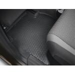 Ковры салона  Volkswagen Amarok 2010- задние  2шт - оригинал