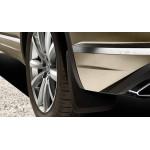 брызговики Volkswagen Touareg 2018- задние, кт. 2 шт - оригинал
