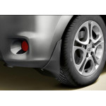 брызговики  Toyota Auris 2007-2012, задние кт 2шт - оригинал