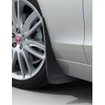 брызговики  Jaguar XF 2016-, передние кт 2шт - оригинал
