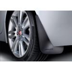 брызговики  Jaguar XF 2016-, задние кт 2шт - оригинал