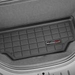 Ковер багажника  Tesla Model S 2016- передний, черный AWD - Weathertech
