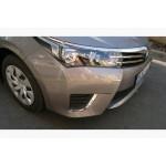 Toyota Corolla 2013-2016 Накладки на противотуманки 2шт - Carmos