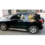 Toyota Rav4 2006-2013 Накладки дверных стоек 8шт - Carmos