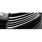 Mercedes Vito W638 1996-2003 Накладки на решетку радиатора 8шт - Carmos
