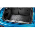 Ковер багажника Audi Q3 2012- оригинал