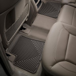 Ковры салона  Mercedes-Benz ML/GL164 2005-, какао, задние - Weathertech