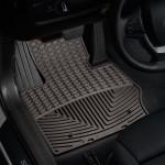 Ковры салона  BMW X3 2010-  какао передние - Weathertech