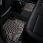 Ковры салона  BMW X3 2010-  какао задние - Weathertech
