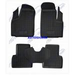 Коврики резиновые FIAT Doblo до 2011 - AVTO-Gumm