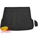 Ковер в багажник AUDI Q5 (2009>) резиновый - AvtoGumm