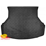Ковер в багажник LADA Granta (седан) (без шумоизоляции) - резиновый Avto-Gumm