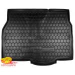 Килим в багажник OPEL Astra H (хетчбек) - гумовий Avto-Gumm