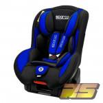 Детское автокресло SPARCO F500K blue