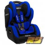 Детское автокресло SPARCO F700K blue