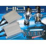 Биксенон. Установочный комплект Brees Slim H4B 4300K