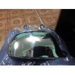 Audi A5 2008-2015 Накладки на зеркала 2шт - Carmos