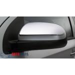 Chevrolet Aveo 2006-2011 Накладки на зеркала 2шт - Carmos