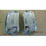 Fiat Doblo 2001-/2005-/ Накладки на порожки 5шт - Carmos